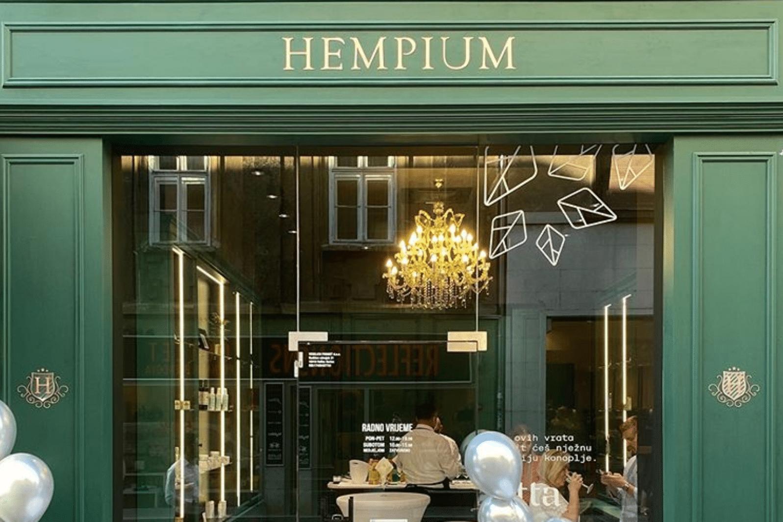 hempium shop