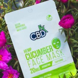 Odlučila sam isprobati masku za lice s konopljom i naletjela na brend CBDfx. Očekivala sam puno
