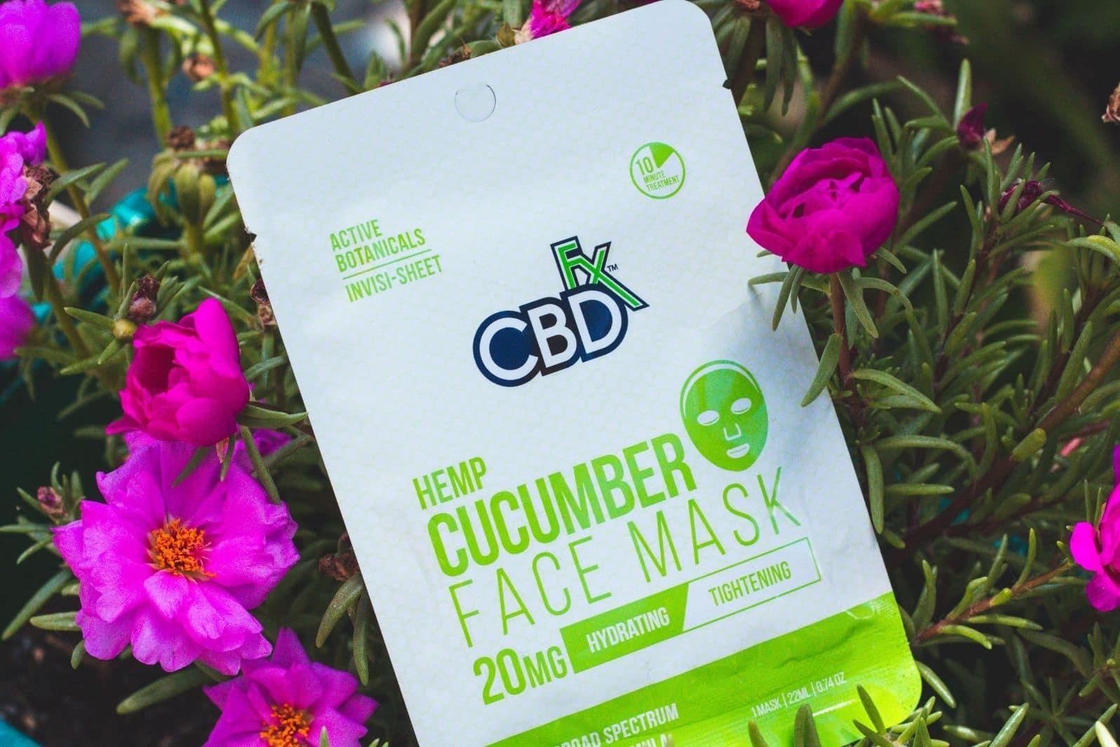 CBD maska za lice