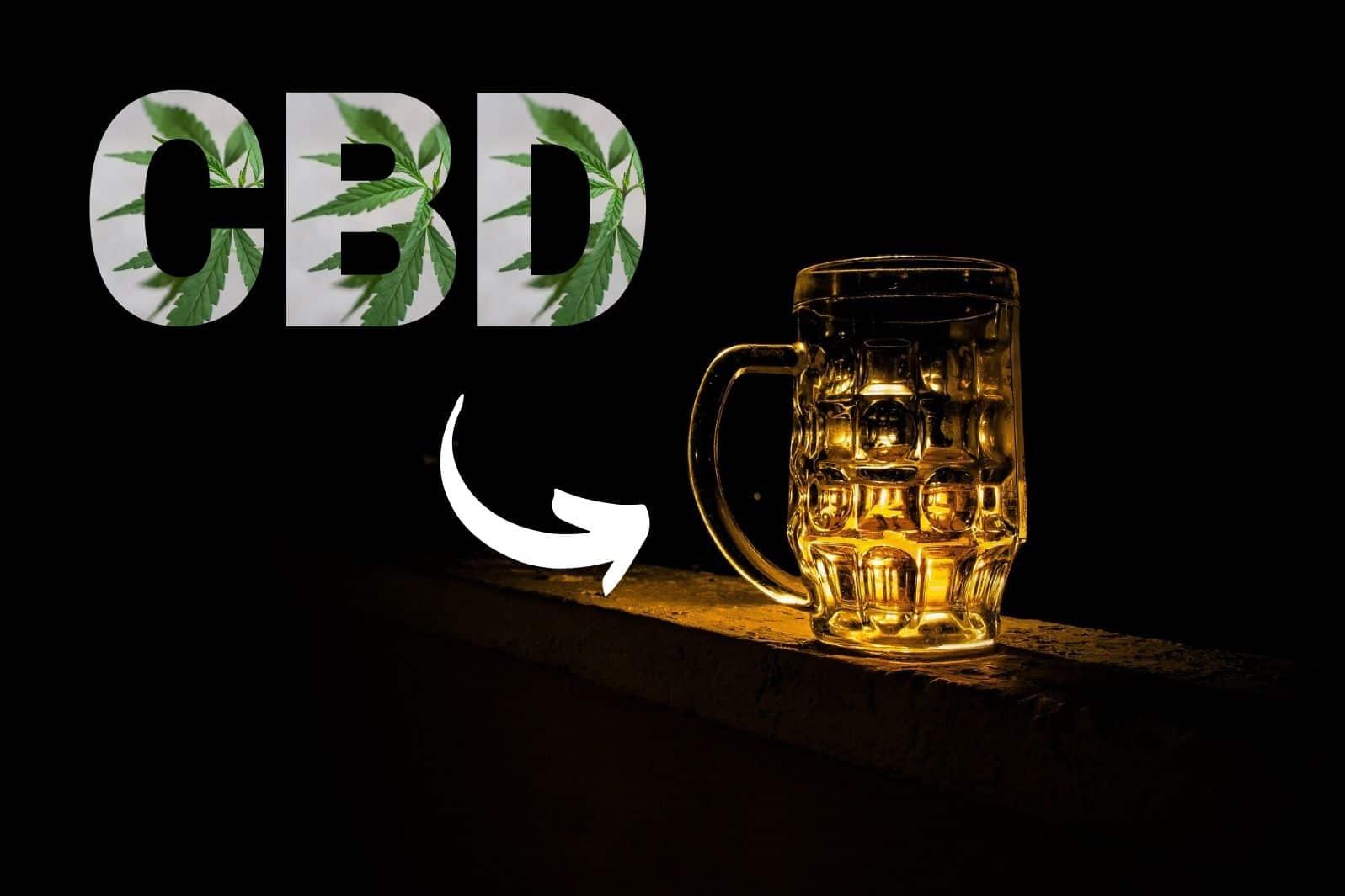 cbd i alkohol