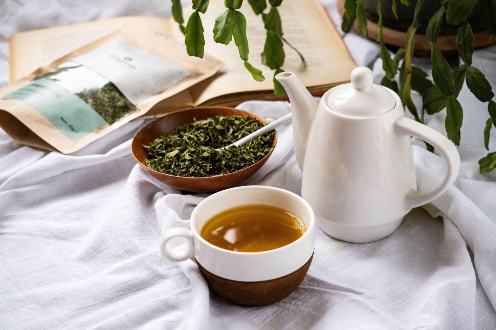 hempoteca čaj od konoplje