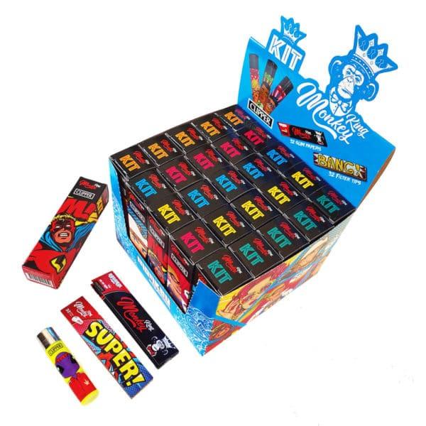 Monkey king paket