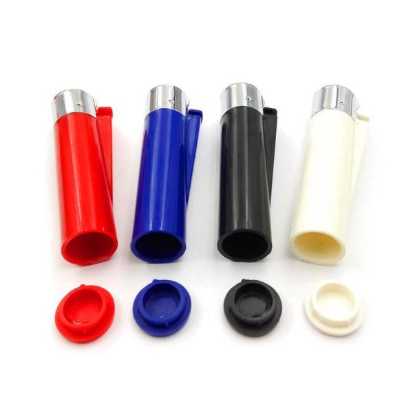 Plastični spremnik u obliku upaljača