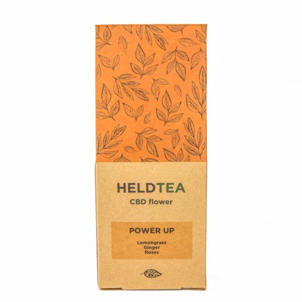 Heldtea – Power up CBD čaj